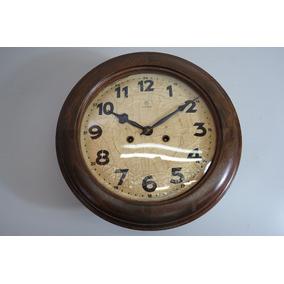 Relógio Parede Junglas Olho De Boi