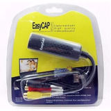 Tarjeta Capturadora De Audio Y Video Usb Externo Easy Cap