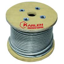 Cable Acero Galvanizado 7x7 80 M De 1/2 Ecom