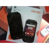 Nextel I867 Black Negro Tactil Touch Nuevo 0km En Caja Libre