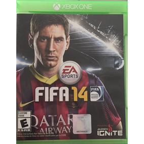 Fifa 14 2014 - Original - Jogo Xbox One