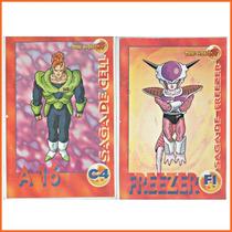 Dragon Ball Cartas Fichas Coleccionables Originales S.isidro