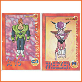 Dragon Ball Cartas Fichas Coleccionables Originales S.isidro