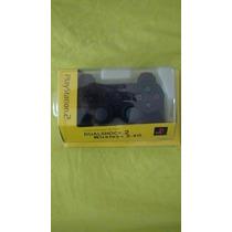 Joystick Sony Playstation 2 Inalambrico Dualshock