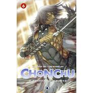 Chonchu O Guerreiro Maldito 6 Conrad Mangá Manhwa
