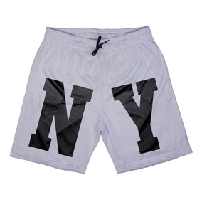 Bermuda Ny America New York Swag Hip Hop Rap Dryfit Short