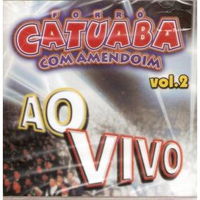 Cd Forró Catuaba Com Amendoim - Vol. 2 - Ao Vivo - Novo***