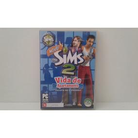 Jogo The Sims 2 Vida De Apartamento Pacote De Expansão