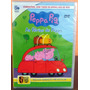 Dvd Peppa Pig As Férias Da Peppa - Novo, Lacrado