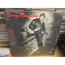 Barry Manilow Here Comes The Night Lp Nuevo ---