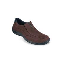 Zapato Casual Para Hombres Mega 1253 Marrón
