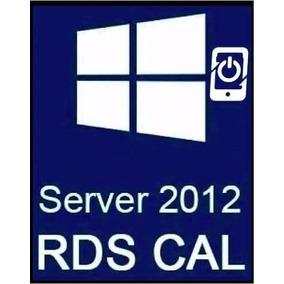 10 Cal Remote Desktop Terminal Services Windows Server 2012