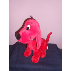 Peluche Clifford Gran Perro Rojo 34 Cms Kohls Cares Suave