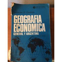 Libro Geografía Económica General Y Argentina 3* Edición