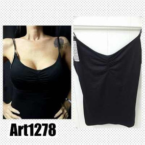 Pack X 6 Musculosas Modal Mujer Ideal Revendedores