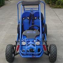 Karting - Arenero - Go Kart 90cc Biplaza Niños 4 A 12 Años.
