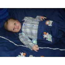Bebê Reborn Gabriel /pronta Entrega