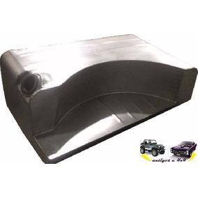 Tanque De Combustível Em Inox Dodge Dart/charger Com Flange