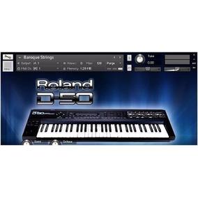 Paquete Roland D50, Xp10, Xp80 Samples Kontack En Pc