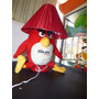 Peluche Tipo Lampara Angry Birds