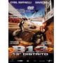 Dvd B13 - 13o. Distrito - Original - Novo - Lacrado