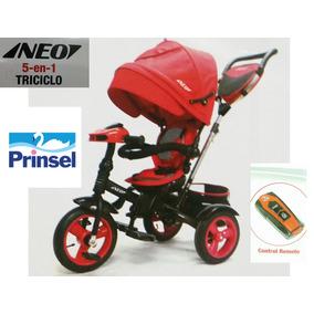 Ticiclo Prinsel Neo 5 En 1 Rojo