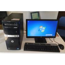 Oferta!!! Lote 7 Computadoras Hp 505 B Mt!!!!!!