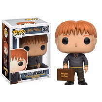 Fred Weasley Funko Pop Harry Potter Figura De Vinil