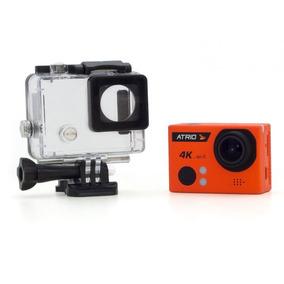 Câmera Atrio Fullsport Cam 4k 30 Fps 2060p Prova D