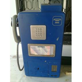 Antiguo Telefono Publico De 1978 Entel