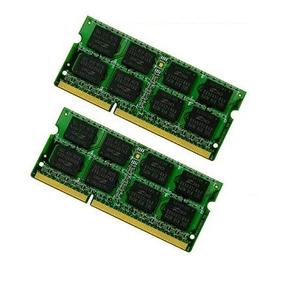 Kit 4gb (2x2gb) Ddr2 800mhz Pc6400 Sodimm P/ Apple Imac8,1