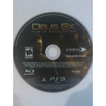 Deus Ex Human Revolution - Ps3 - Game Freaks