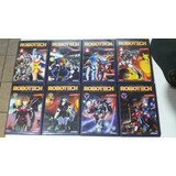 Robotech La Serie Completa Original 21 Discos 85 Episodios