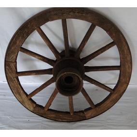 Roda De Carroça Original- Pequena