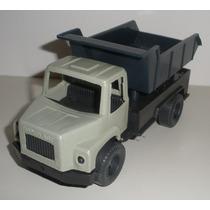 Caminhão Caçamba Brinquedo Antigo Vintage Retrô