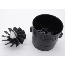 Turbina Edf 90mm 12 Pás De Alta Performance - Fúria Hobby