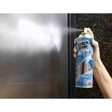 Spray Brilha Inox 3m Limpa Geladeira Microondas Fogão Mesa