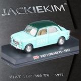 Fiat 1100 Escala 1:43 1/43 Colección 1000 Miglia