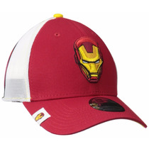 Gorra Iron Man New Era