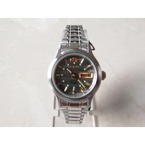 Reloj Orient Dama Automatico Fnq05004k9 |watchito|
