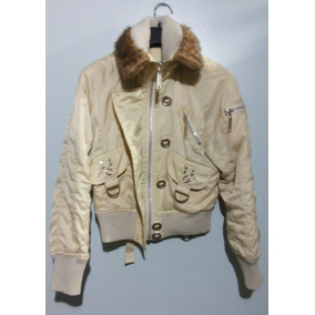 Campera Wupper De Mujer Talle S