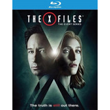Blu-ray The X Files Event Series Expedientes X Temporada 10