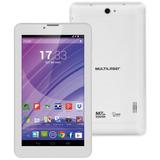 Tablet Multilaser M7 Com Função Celular Nb224-7, 8gb E 3g