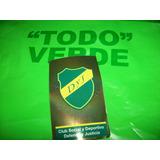 Figurita Escudo De Defensa Y Justicia Año 2012-13 - No Envi