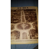 Suplemento Diario El Día Del 17 De Abril De 1960 !!!!