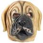 Disfraz Hombre Perro Hms Máscara Animal Realista