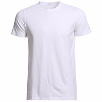 Lote 200 Camisetas Poliester 100% Lisa P/ Sublimação Adulto