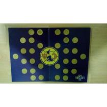 Album Monedas Conmemorativas Club America Campeon 2015