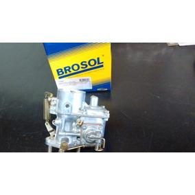 Carburador De Fusca 1300 Brosol Novo