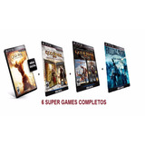 God Of War 6 Games Mídia Digital Psn Jogos Ps3 Loja Oficial